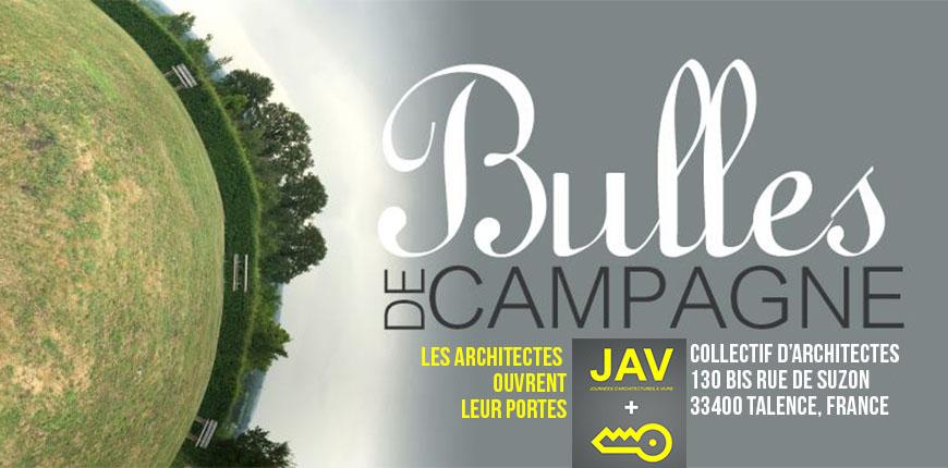 BULLE DE CAMPAGNE ACCUEIL SITE